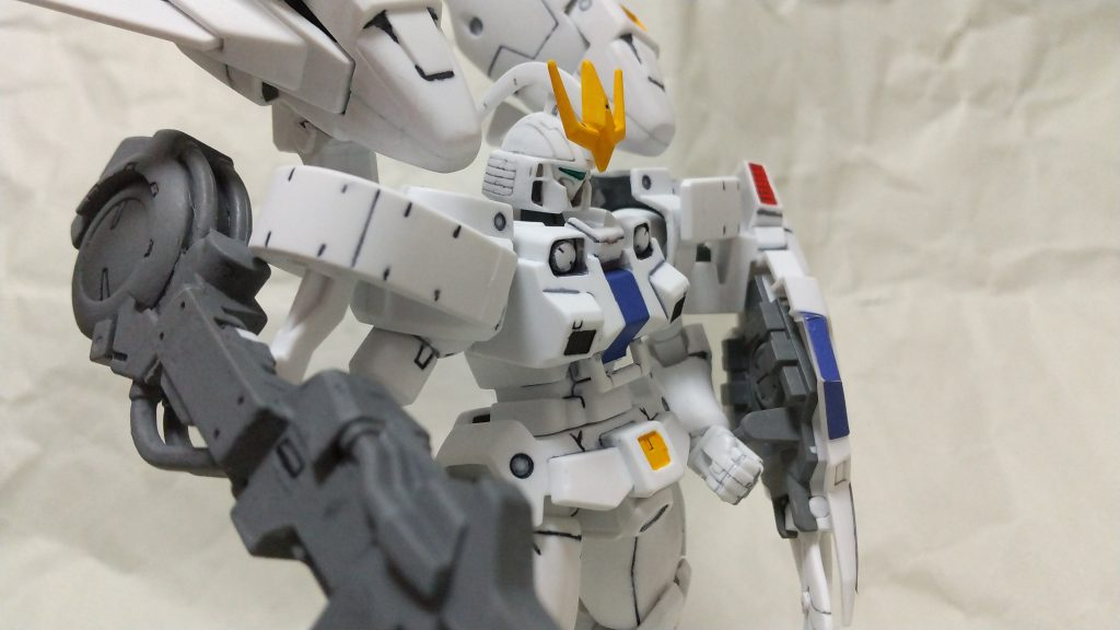 MOBILE SUIT OZ-OOMS2B TALLGEESEⅢ アピールショット4