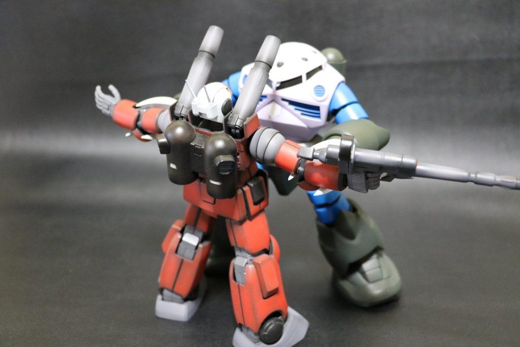 MG 量産型ズゴック アピールショット2