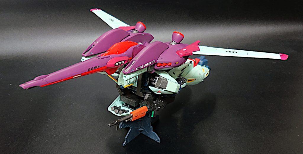 MG Re-GZ カスタム アピールショット3