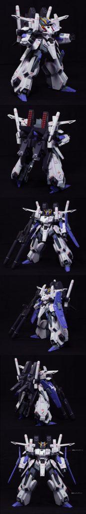 MG 1/100 FAZZ ファッツ Ver.Ka  アピールショット3