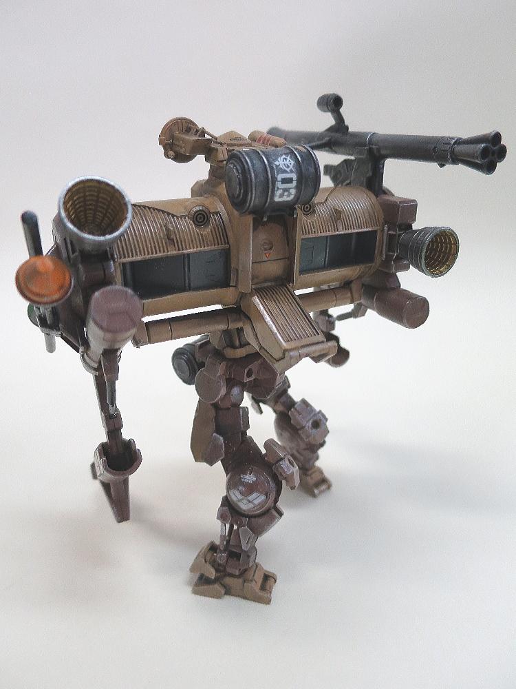陸戦型モビルオッゴワーカー アピールショット3