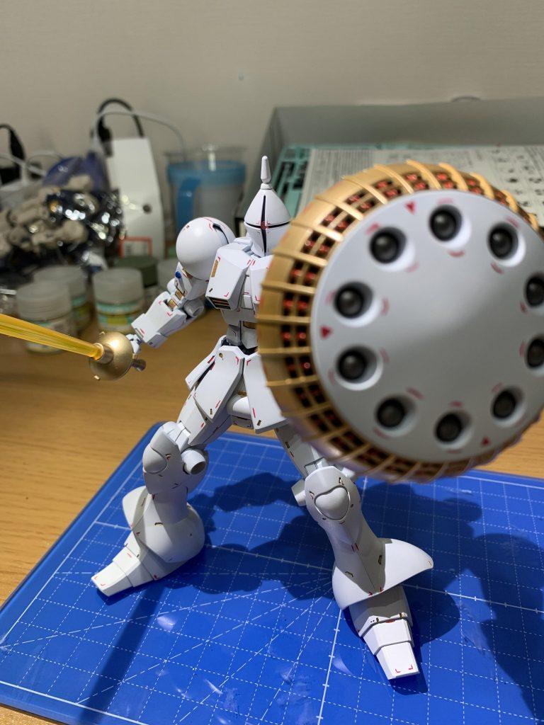 ギャン 制作工程1