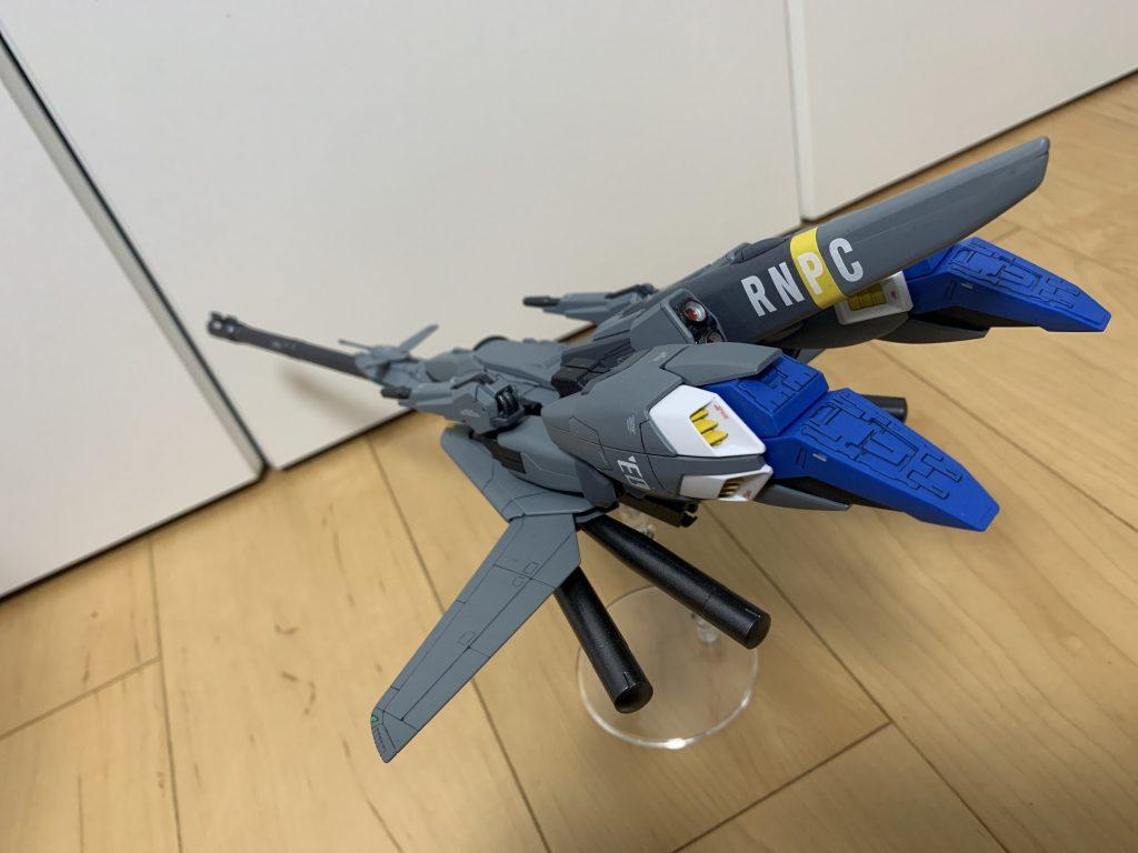 MG ZETA plus C1 制作工程1