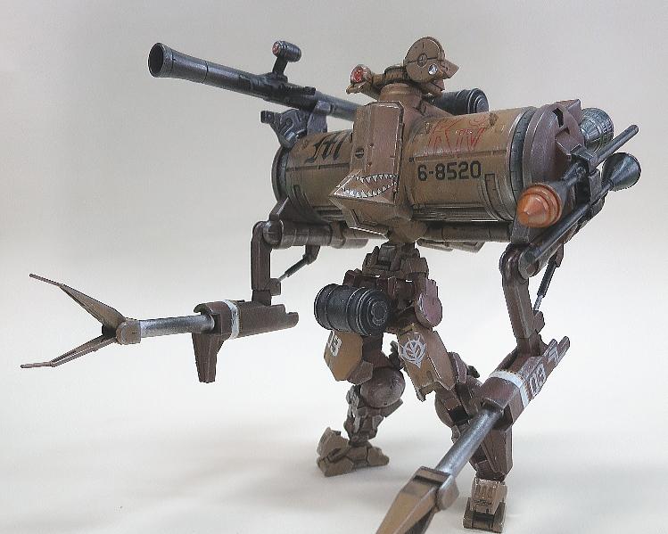 陸戦型モビルオッゴワーカー