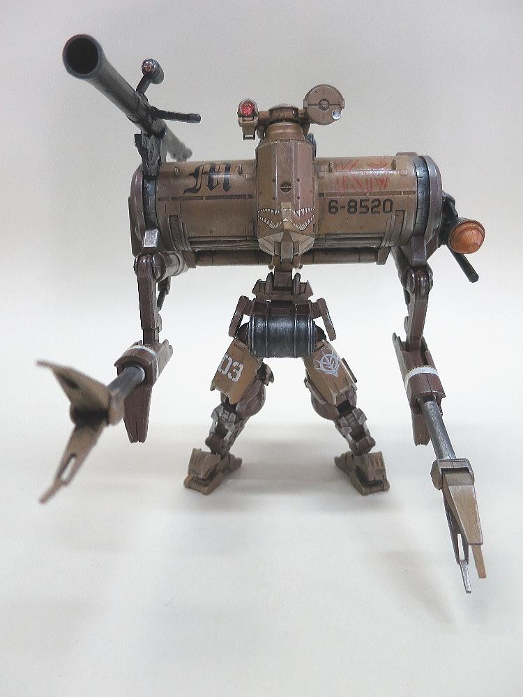 陸戦型モビルオッゴワーカー アピールショット1