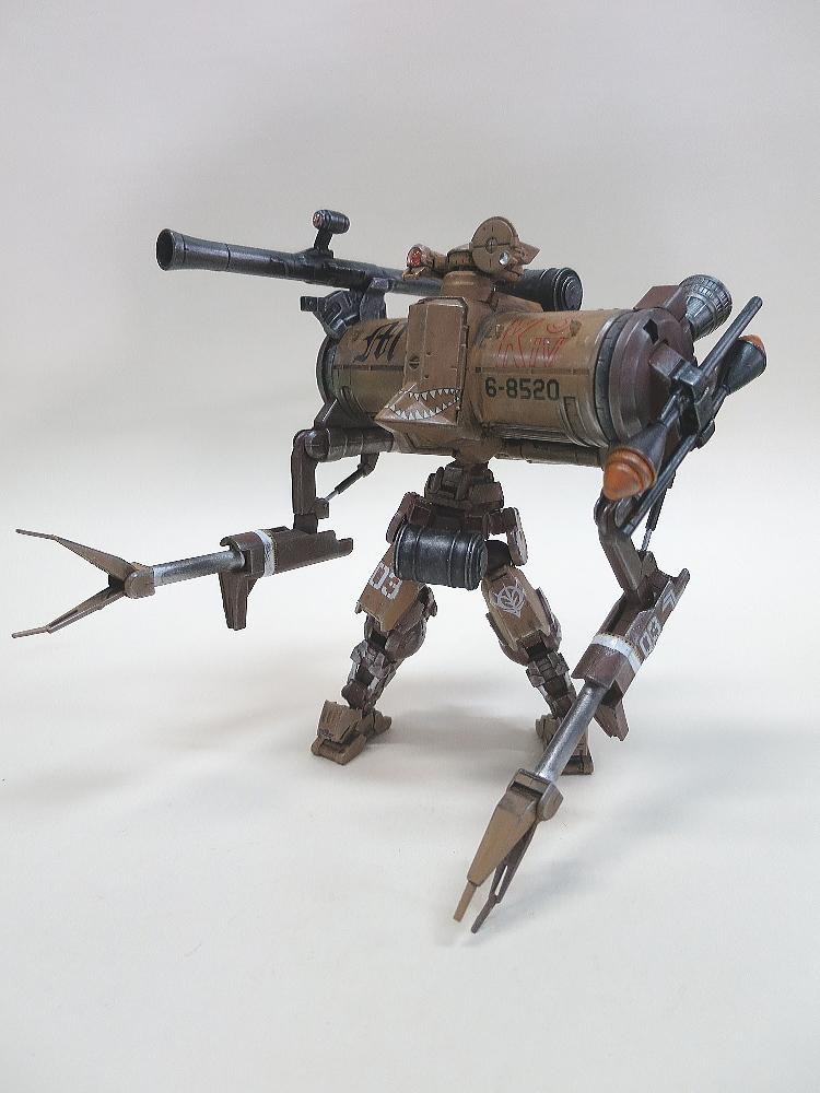 陸戦型モビルオッゴワーカー アピールショット2