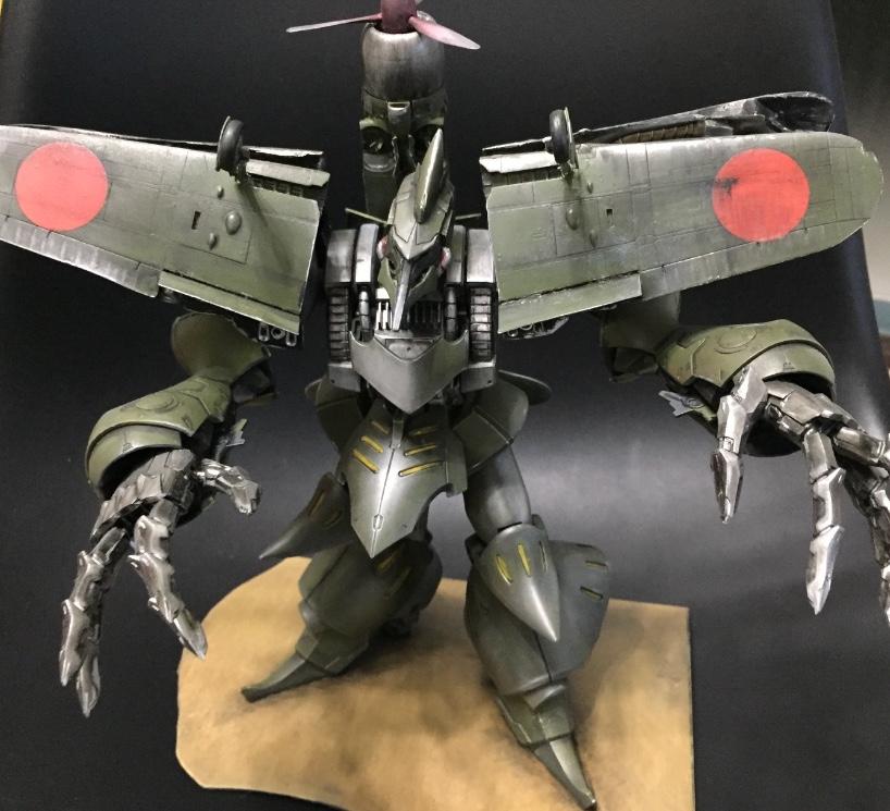 キュベレイダムド改三菱A6M5零式艦上戦闘機 52型MIX