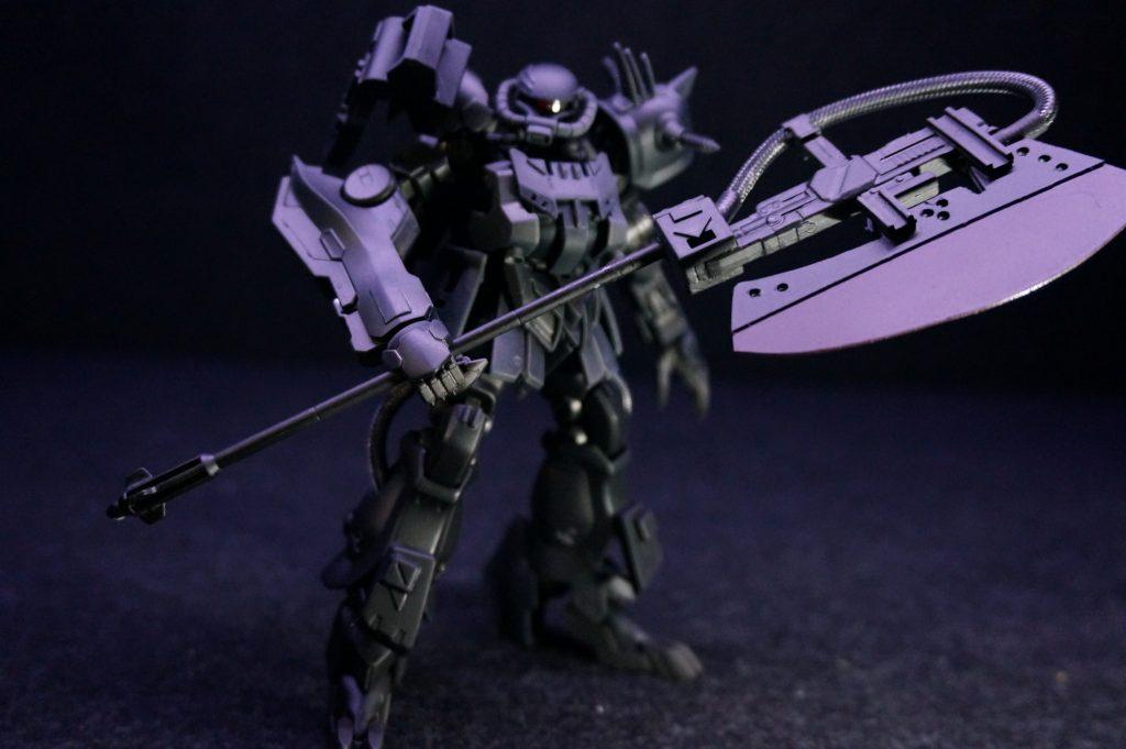 MS-06 フリヰジアン 【ZAKU FLAME】