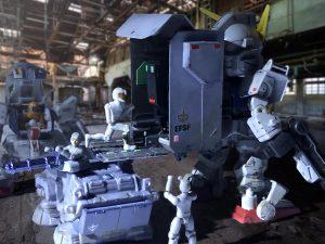 SDCS陸戦型ガンダム×マイクロウォーズ