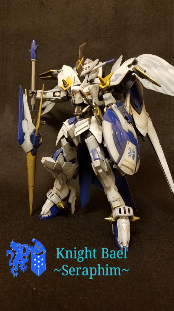 Knight Bael ~Seraphim~