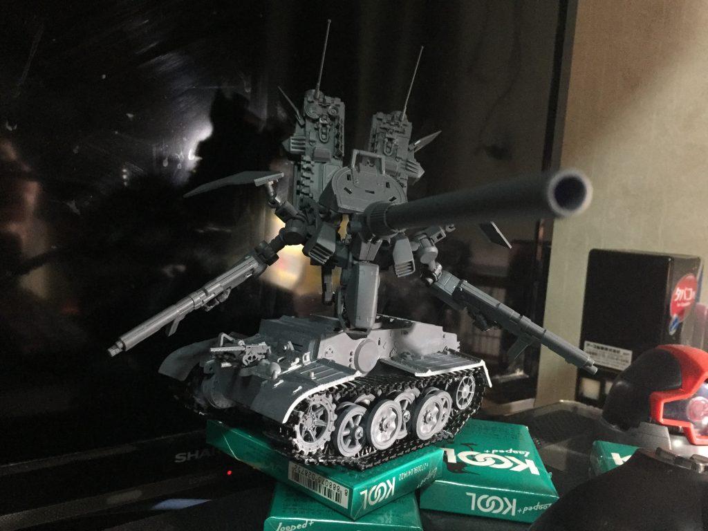 超弩級戦車VK1801級