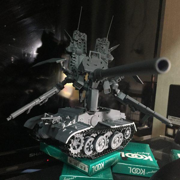 超弩級戦車VK1801級(クラス:ヴィーケー・エイティーオーワン)