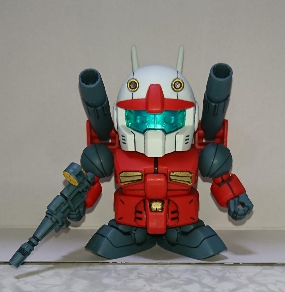 ガンキャノン BB戦士No.225
