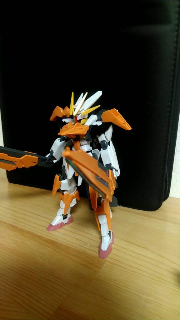 GN-0111 ガンダムイブリース