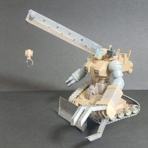 ガンタンク(クレーン装備型)