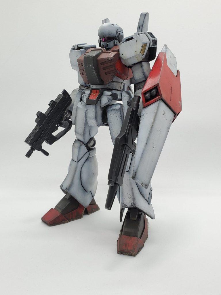 ジェガン D型 護衛隊仕様(先行配備カラー)