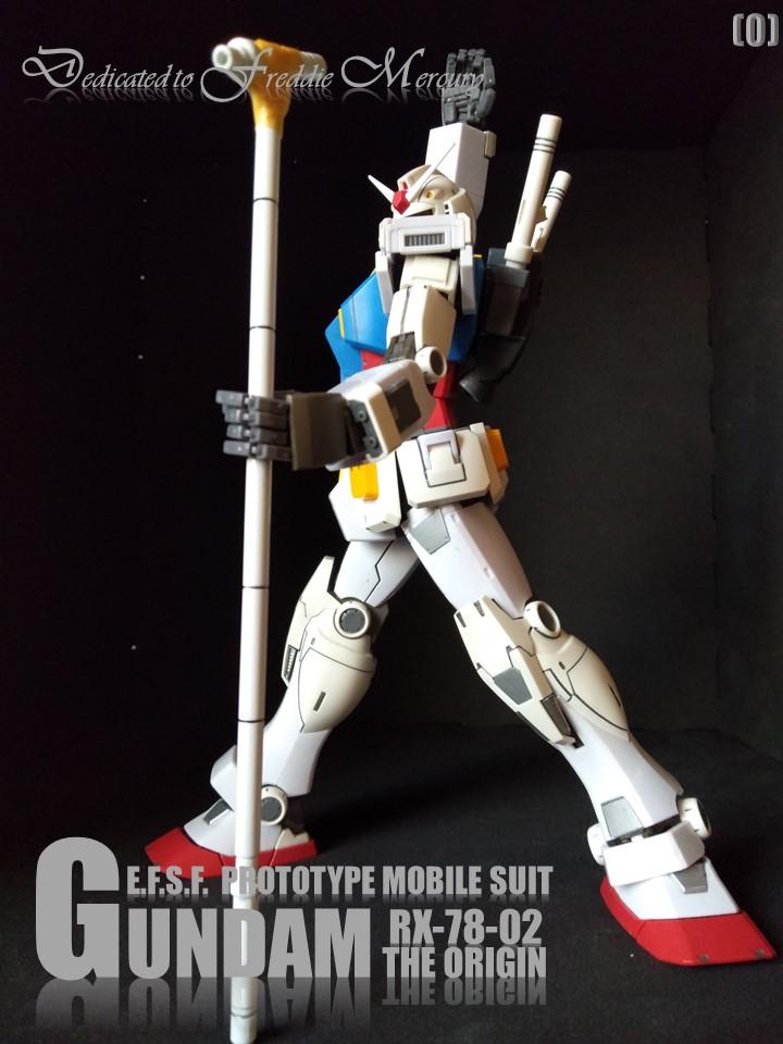 RX-78-02 GUNDAM THE ORIGIN No2