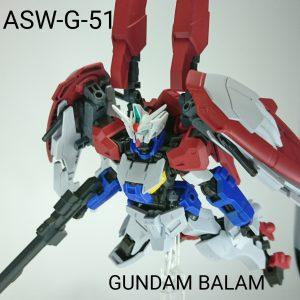 ASW-G-51 ガンダム・バラム