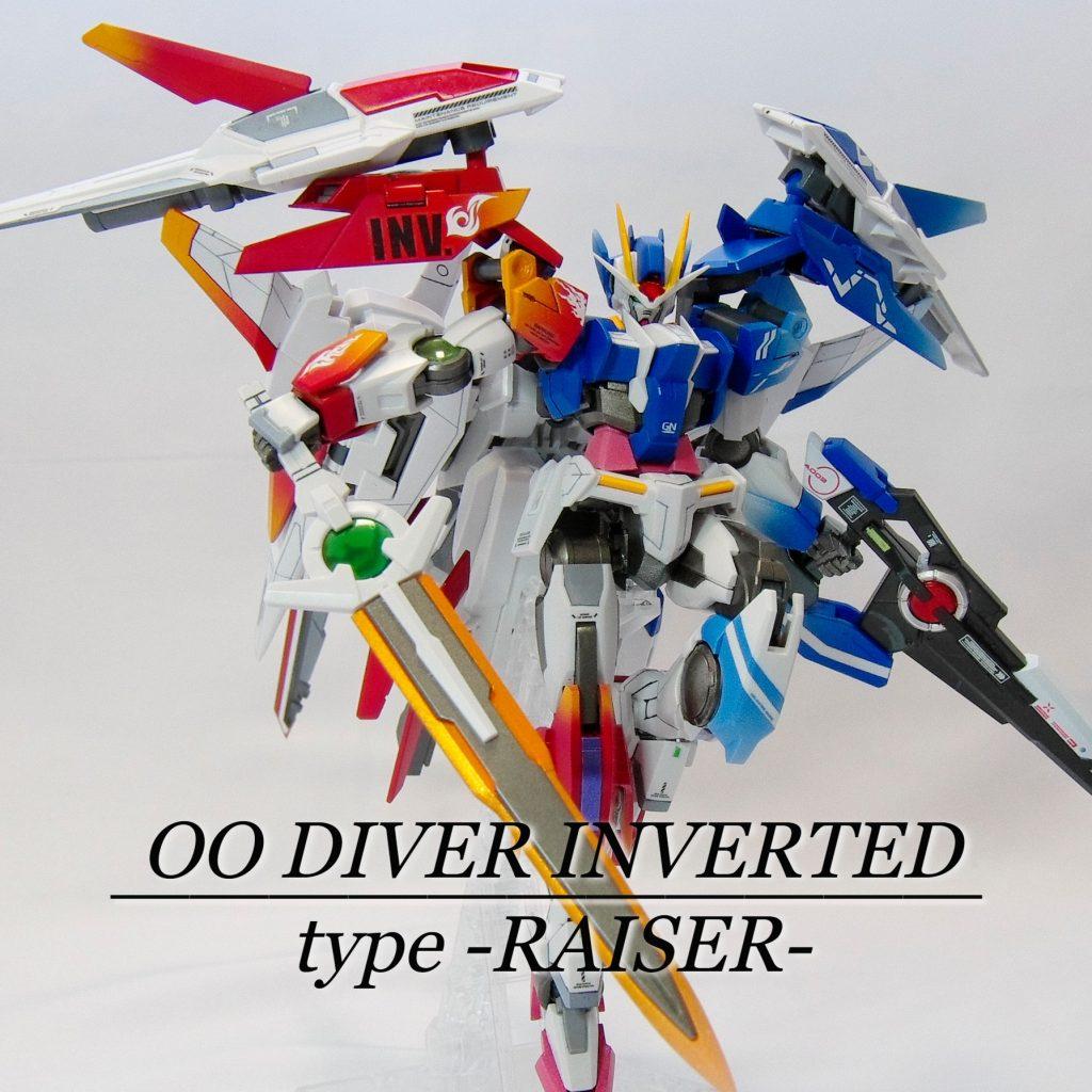 00 DIVER INV./RAISER
