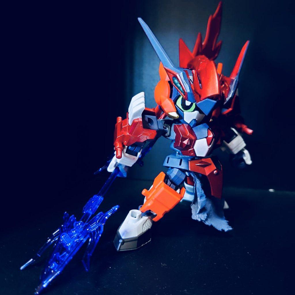 オリジナル武者