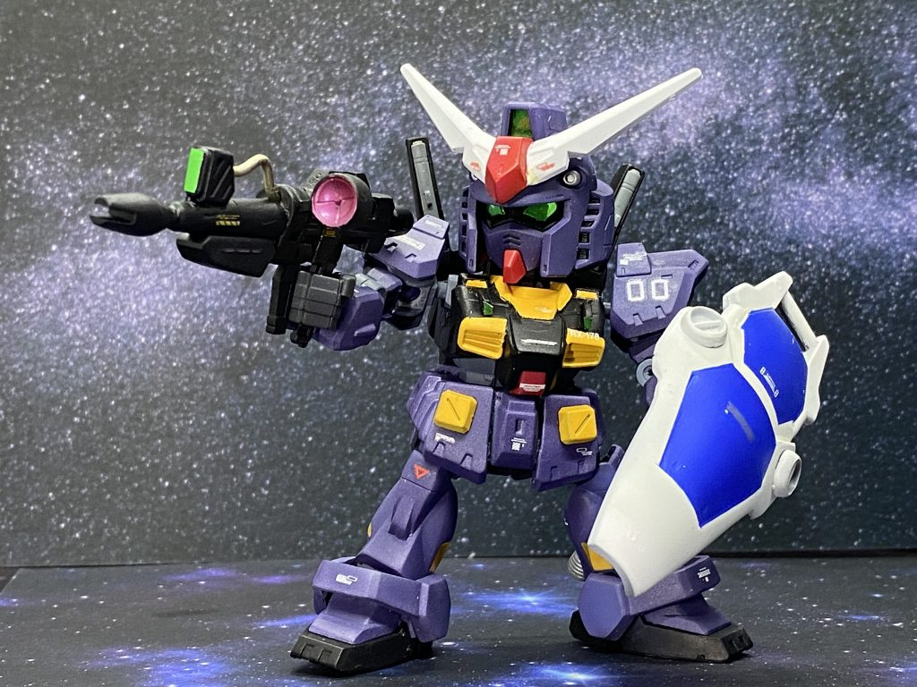 SD ガンダムMk2試作0号機