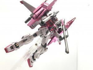 HGUCスーパーガンダム0088(妄想)エル・ビアンノ専用機
