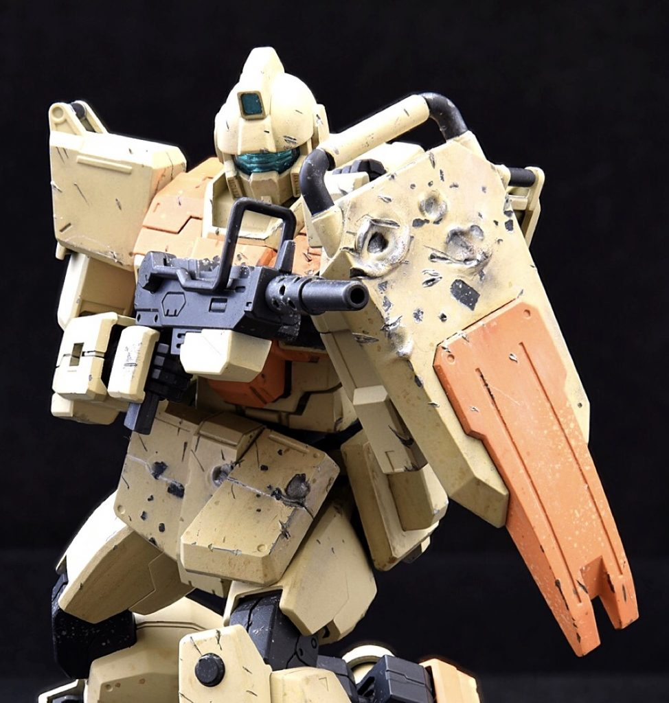 RGM-79(G) GM GROUND TYPE