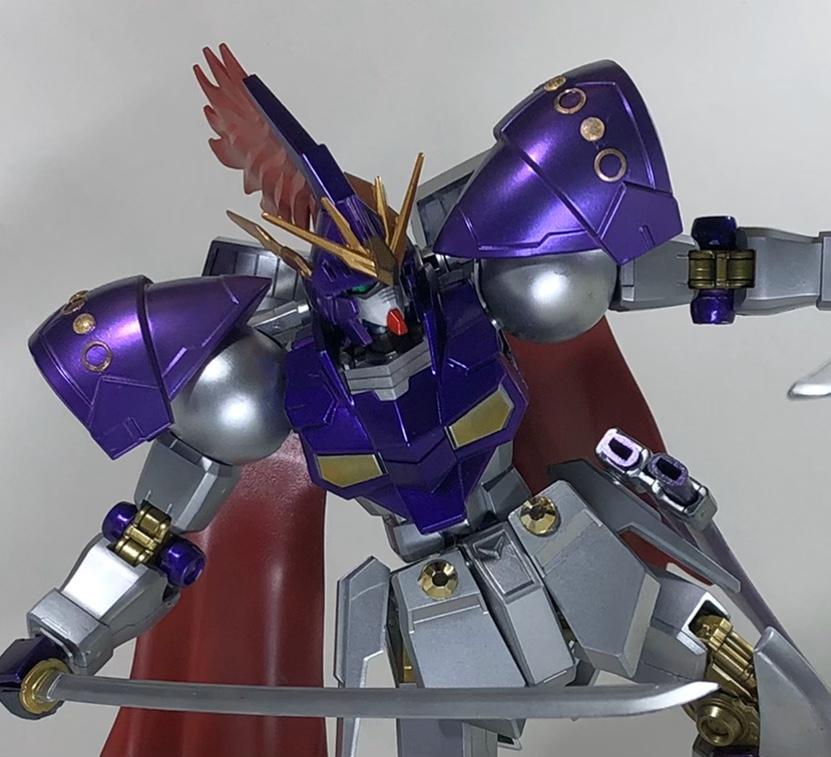 ガンダム〜紫(YUKARI)〜