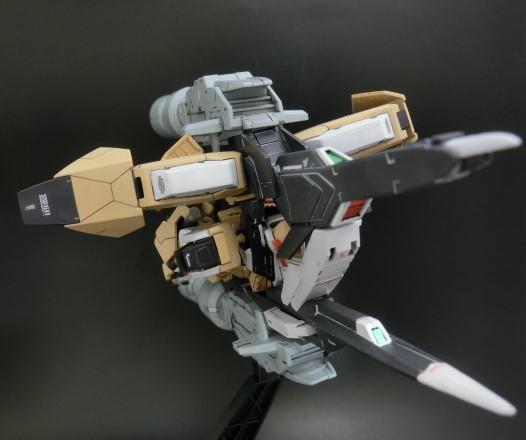 1/144 ガンダムグシオンリベイクフルシティ(長距離飛行用バックパックユニット)