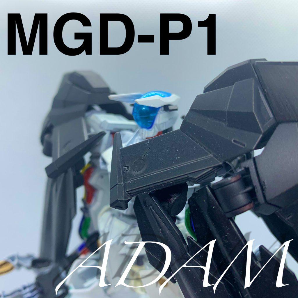 MGD-P1 ADAM