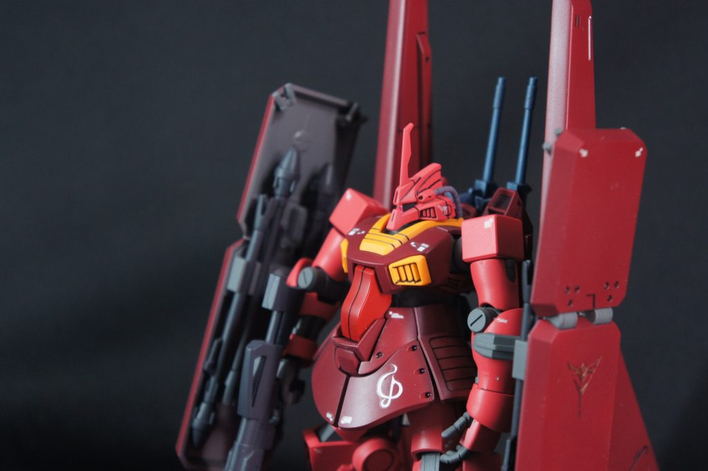 HG1/144 シャア専用ディジェ
