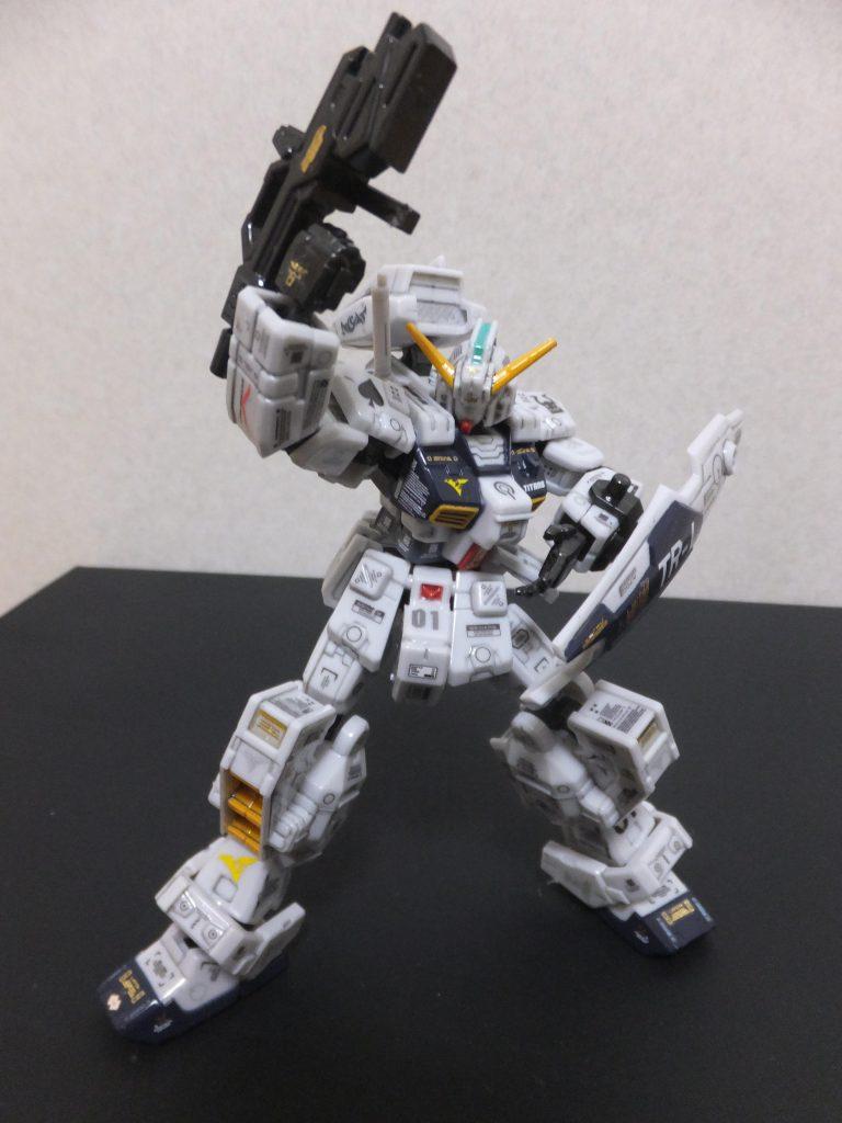 ガンダムGフレーム「ガンダムTR-1【ヘイズル改】)」