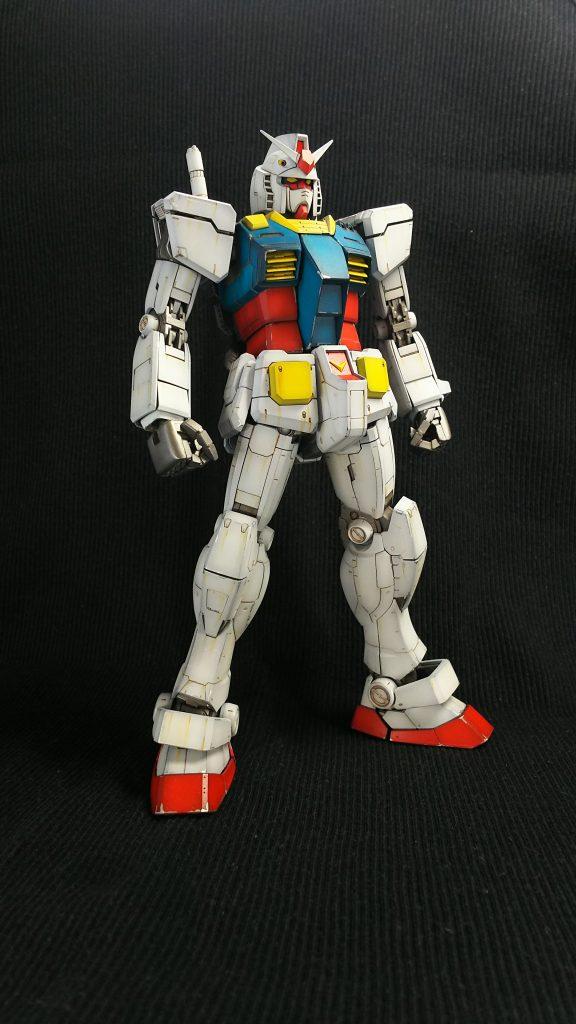 MG ガンダム3.0