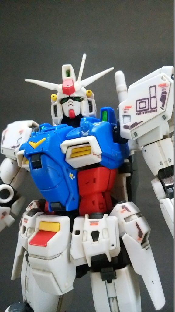 RG GP-01 ゼフィランサス