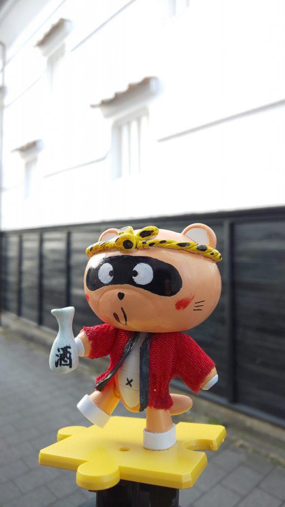 東広島市観光特命大使『のん太』をプチッガイで作ってみた。『 #のん太ッガイ 』