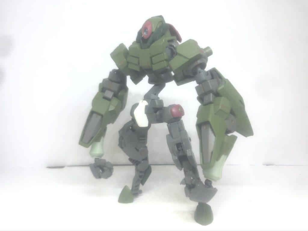出自不明燃料搭載試験型MS   S-GN-X【ストレンジジンクス】
