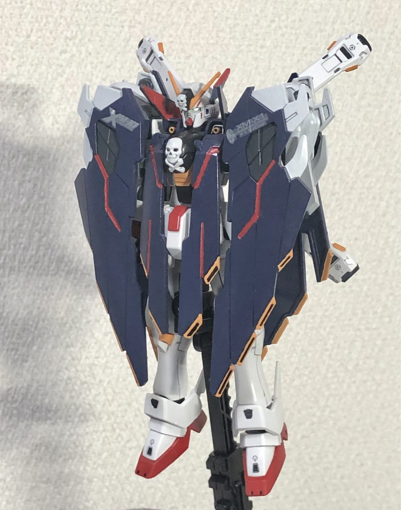 XM-X1-3/FC クロスボーン・ガンダムX1改 フルクロス