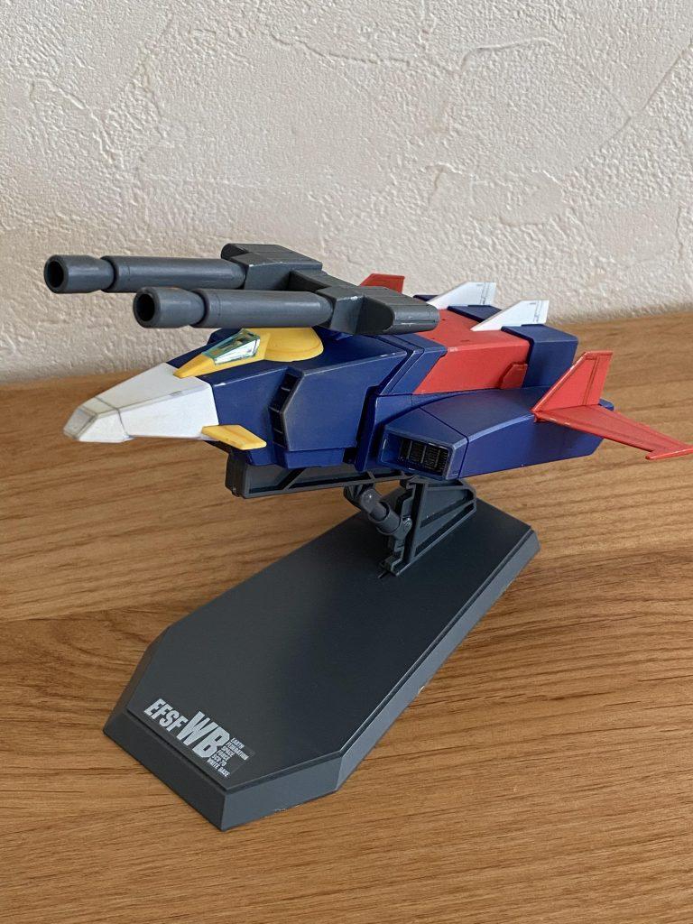 HGUC Gアーマー Gファイター+RX78-2ガンダム