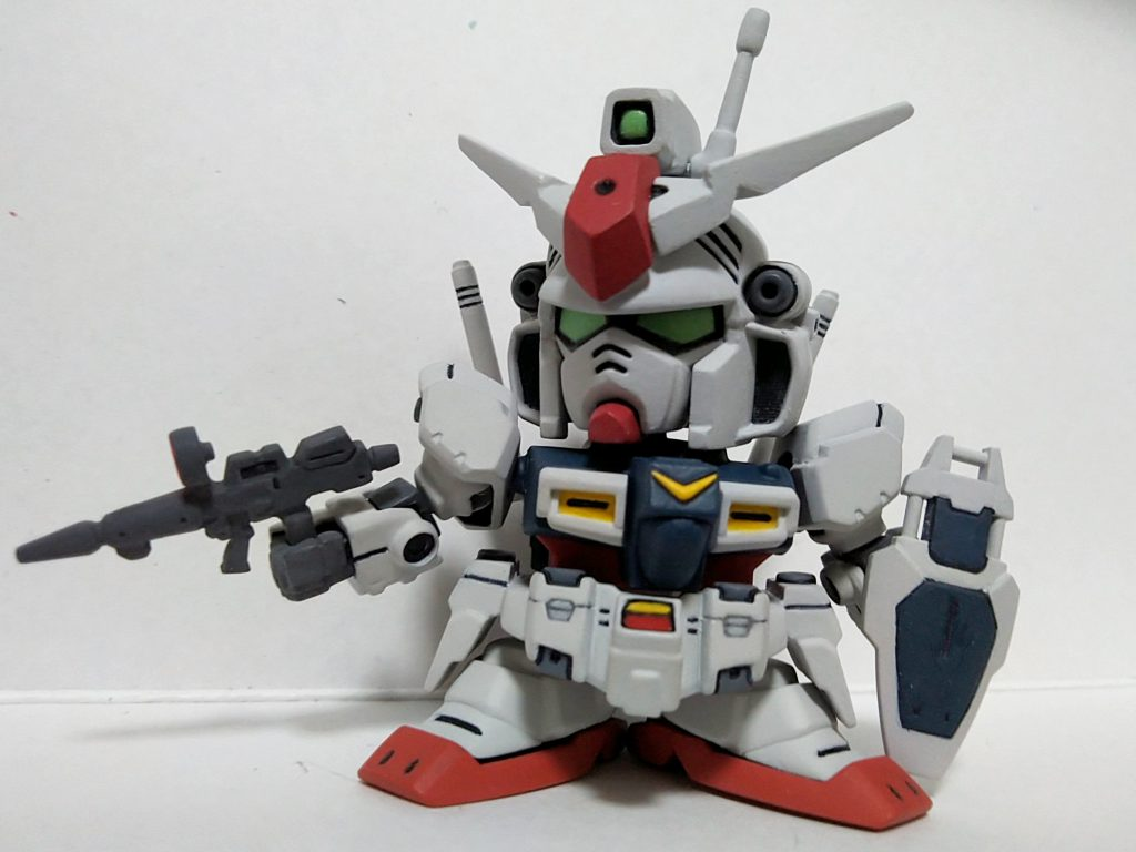 SD ガンダムGP01 ゼフィランサス