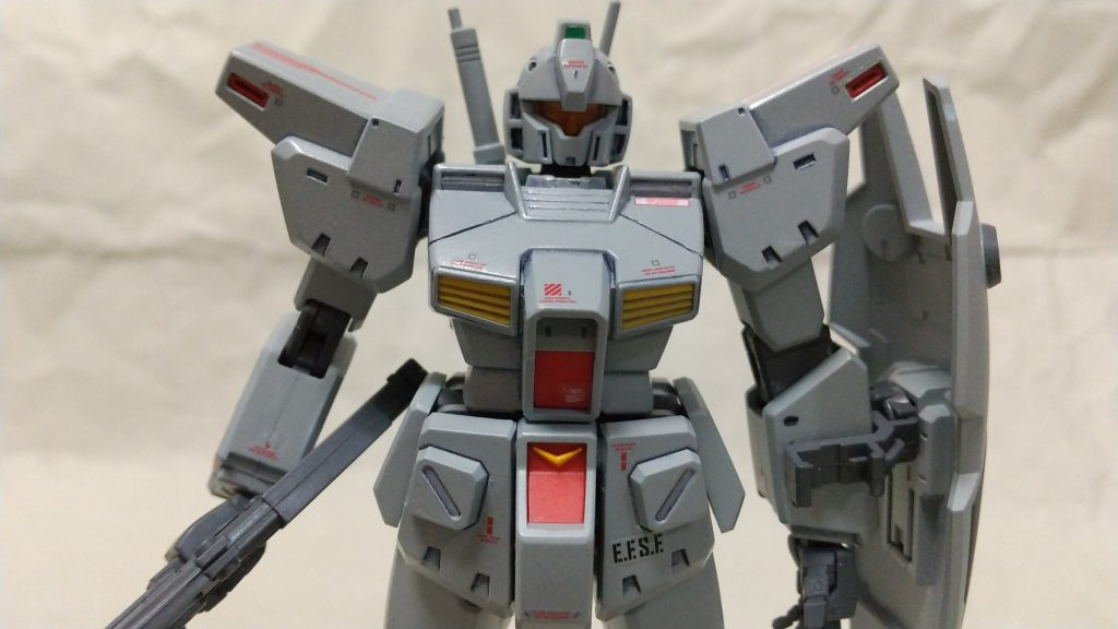RGM-79N GM CUSTOM【改修・再投稿】