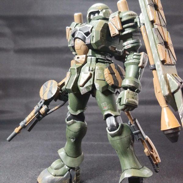 陸戦型ヅダ