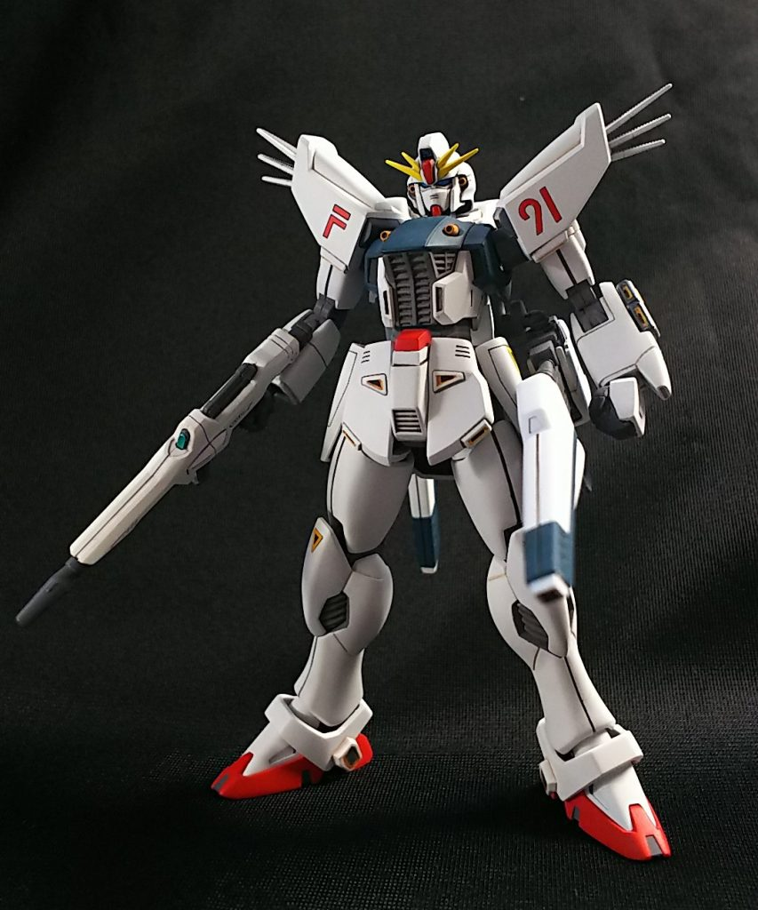 HG F-91