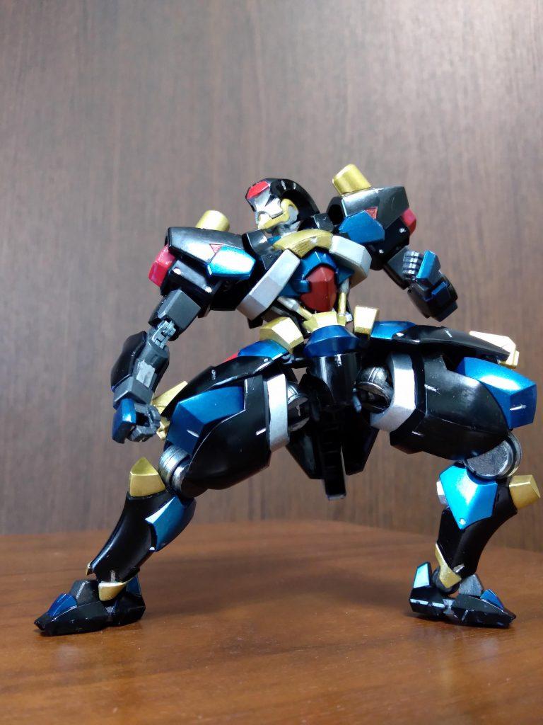 超忍者ロボ 百錬