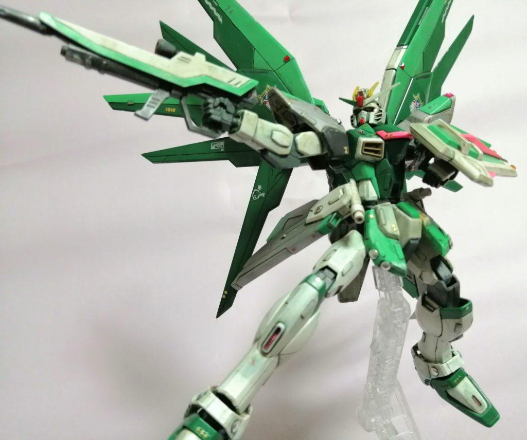 アストラガルス(ZGMF-X10Aフリーダム・FC岐阜アレンジ)