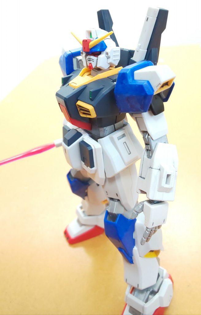 ガンダムMk-II ブルー