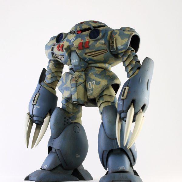 MSM-07E ズゴックE(近藤版)