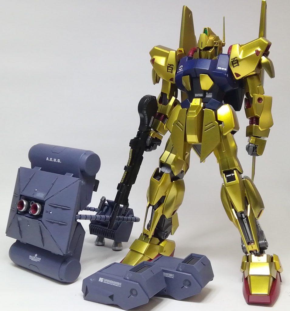 MG 百式+バリュートシステム