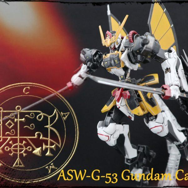 ASW-G-53 Gundam Caym (ガンダム カイム)