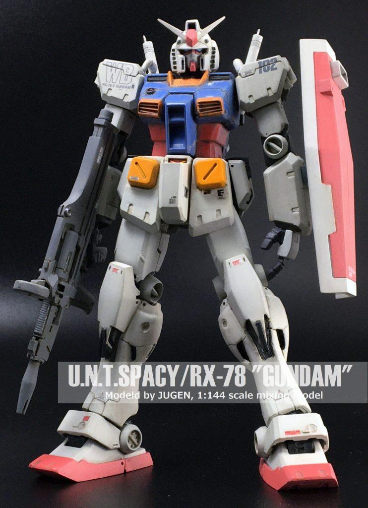 "RX-78 GUNDAM ""SENTINEL0079"""