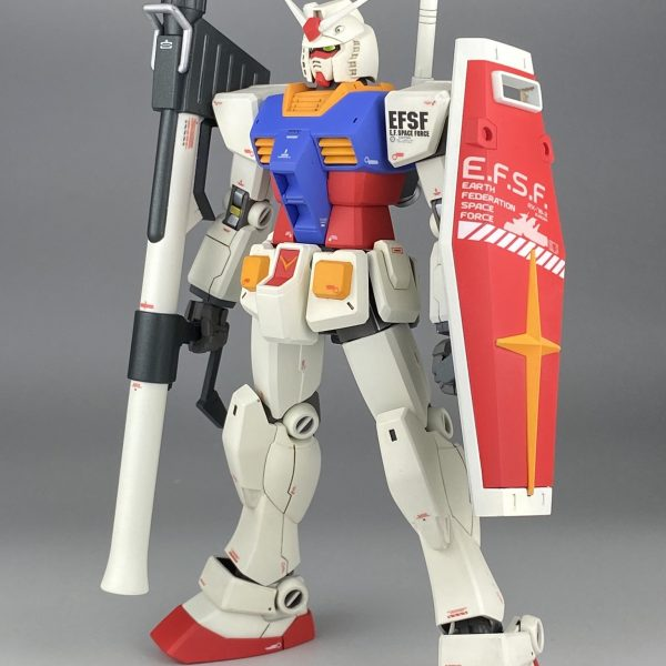 HG RX-78 REVIVE & G30th MIX
